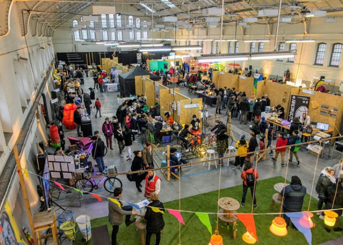 Maker Faire 1